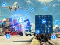 One Driver Operates Two Trucks Using The IoT