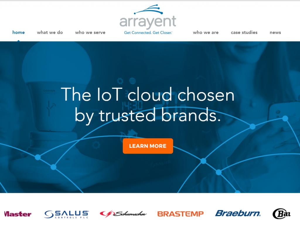 IoT platform innovator
